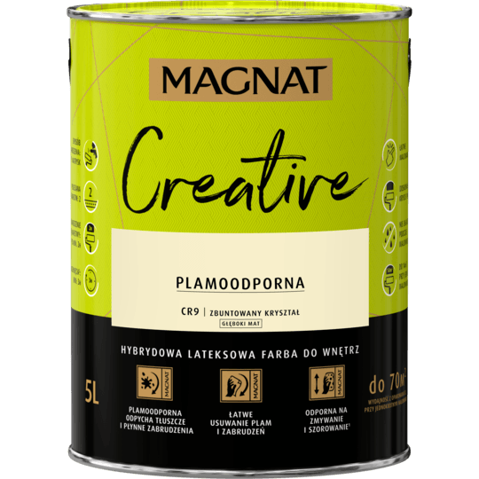 Magnat Creative мятежный кристалл 5 Л