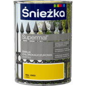 Śnieżka Supermal Chlorinated Rubber Enamel