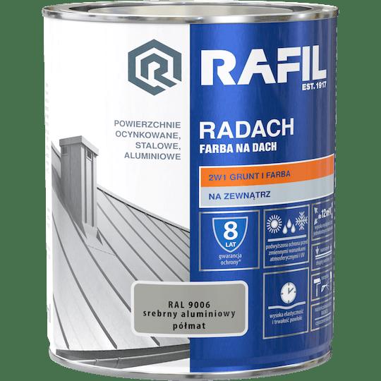 RAFIL Radach Farba Na Dach RAL9006