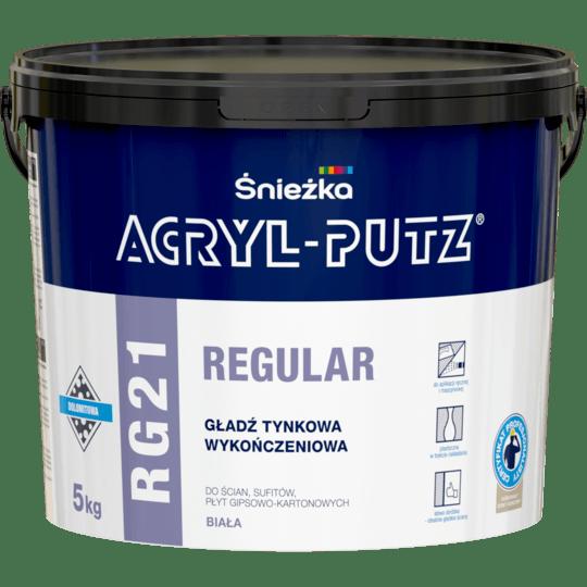 Acryl-Putz RG21Regular