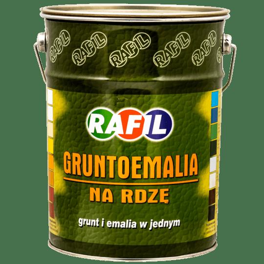 Rafil  anti-rust RAL9017 5 L