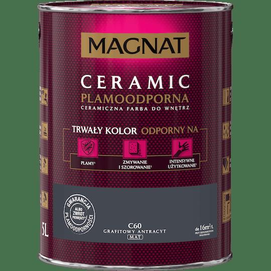 Magnat Ceramic graphite anthracite 5 L