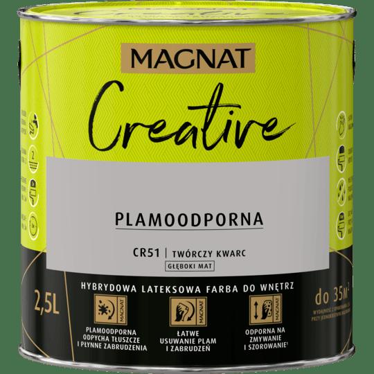 MAGNAT Creative twórczy kwarc CR51 2,5L