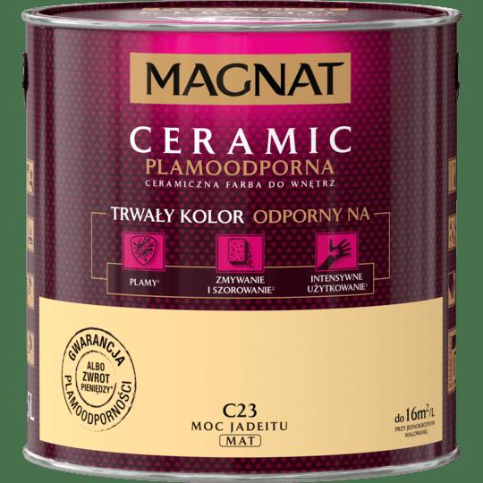 MAGNAT Ceramic moc jadeitu C23 2,5L