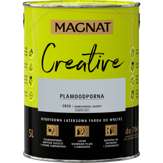 MAGNAT Creative nowatorski granit 5 L