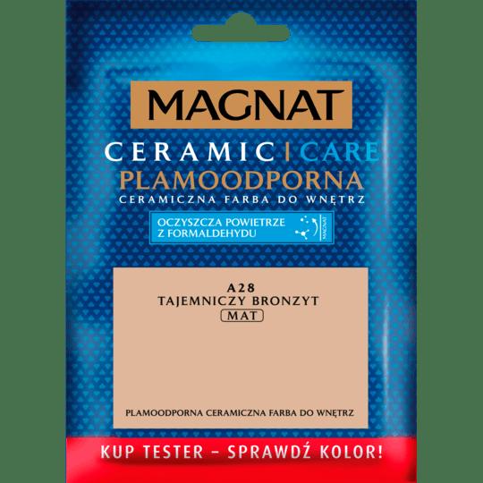 MAGNAT Ceramic Care Tester tajemniczy bronzyt 0,03 L