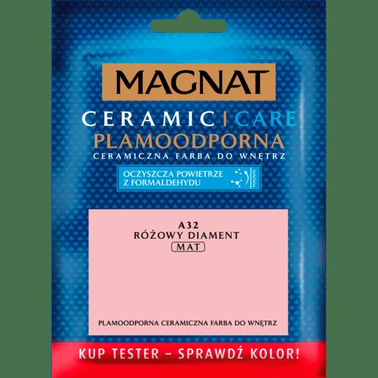 Magnat Ceramic Care - тестер розовый алмаз 0,03 л