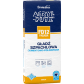ŚNIEŻKA Acryl-Putz® FD12 Fasada