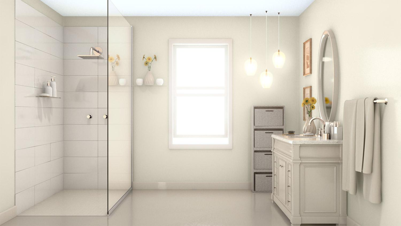 MAGNAT Creative Kitchen&Bathroom KB10 spieniony kryształ