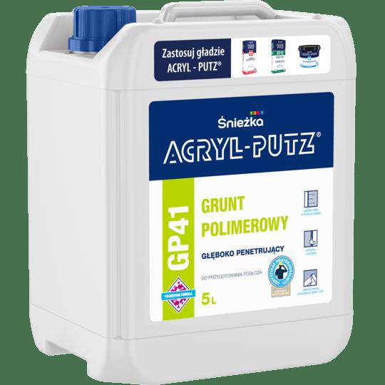 Acryl Putz GP41 Грунтовка полимерная глубоко проникающая