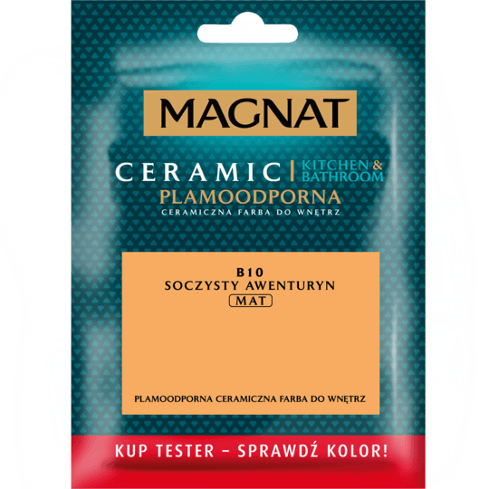 MAGNAT Ceramic Kitchen&Bathroom Tester soczysty awenturyn 0,03 L