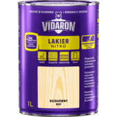 Vidaron Nitro Varnish clear matt