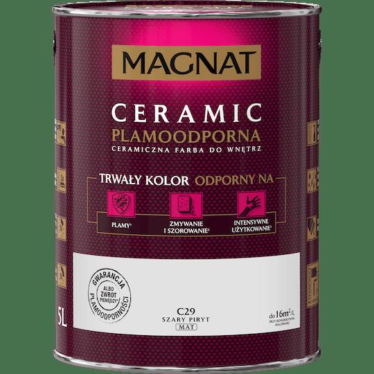 Magnat Ceramic серый пирит 5 Л