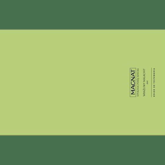MAGNAT Ceramic Care Kolor do testowania wrażliwy malachit 1 szt
