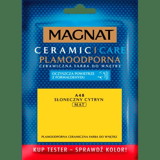 MAGNAT Ceramic Care Tester słoneczny cytryn 0,03 L