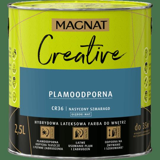 MAGNAT Creative nasycony szmaragd 2,5 L