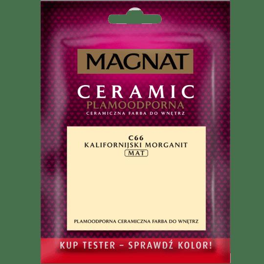 MAGNAT Ceramic - Tester Do Malowania kalifornijski morganit 0,03 L