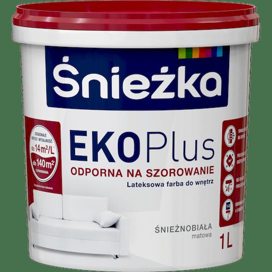 ŚNIEŻKA Eko Plus white 1 L