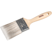 Straight Paintbrush For Water-Based Paints