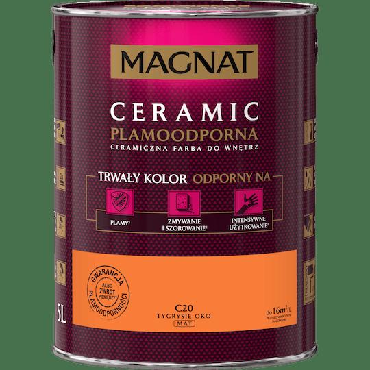 Magnat Ceramic тигровый глаз 5 Л