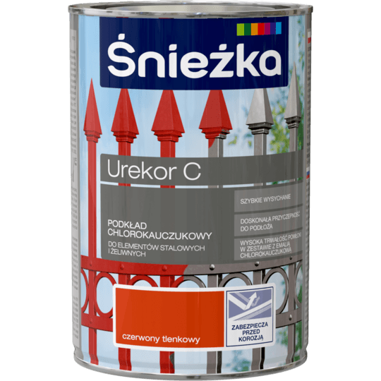 Śnieżka Urekor C chlorinated rubber primer