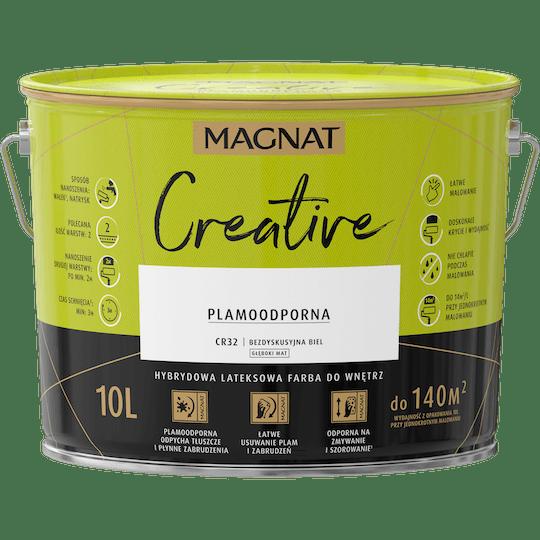Magnat Creative бесспорная белизна 10 Л
