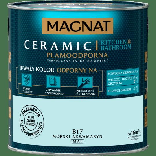 MAGNAT Cer KB morski akwamaryn B17 2,5L