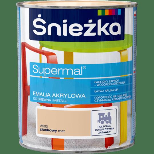 ŚNIEŻKA Supermal® Emalia Akrylowa