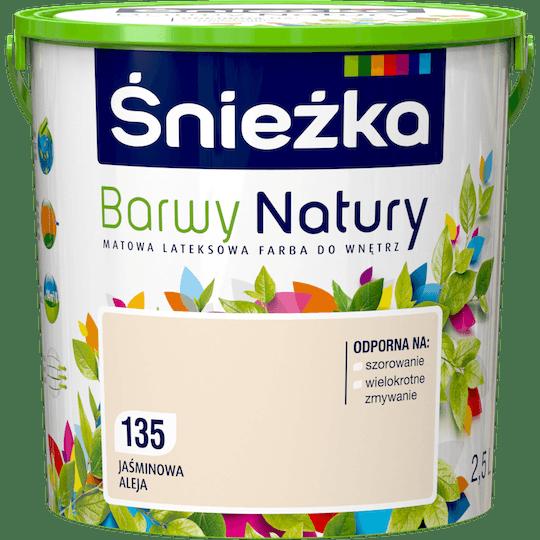 ŚNIEŻKA Barwy Natury jaśminowa aleja 2,5 L