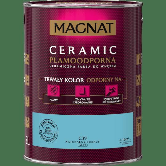 MAGNAT Ceramic naturalny turkus 5 L