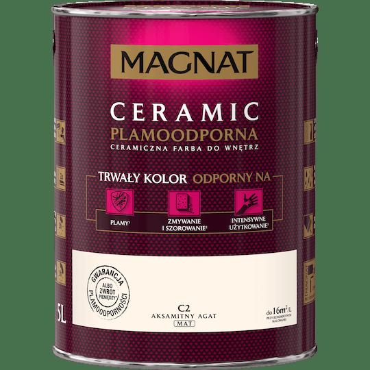 MAGNAT Ceramic aksamitny agat 5 L