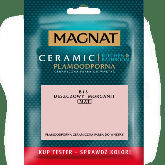 Magnat Ceramic Kitchen Bathroom – paint tester rainy morganite 0,03 L