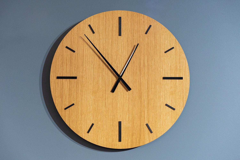 Jak zrobić zegar z drewna?