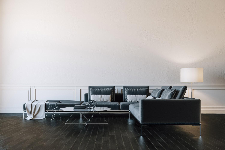 Jaki kolor do salonu o minimalistycznym wystroju?