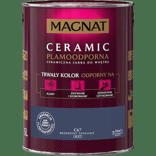 MAGNAT Ceramic бесконечный танзанит