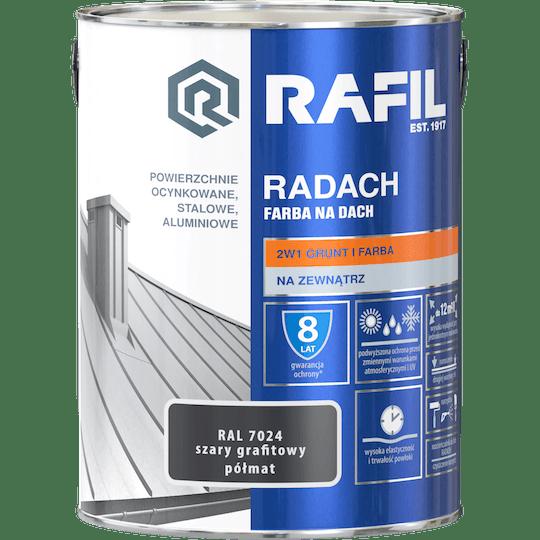 Rafil Radach RAL7024