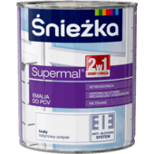 Śnieżka Supermal PVC Enamel white