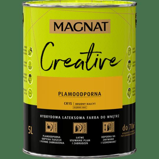 MAGNAT Creative brudny kalcyt 5 L