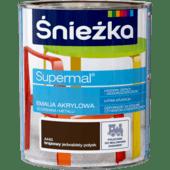 ŚNIEŻKA Supermal® Emalia Akrylowa Jedwabisty Połysk
