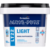 ŚNIEŻKA Acryl-Putz® LT22 Light