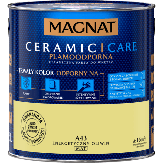 MAGNAT Care energetyczny oliwin A43 2,5L