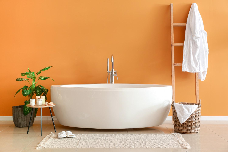 Czym powinna charakteryzować się farba do łazienki?