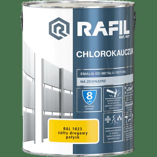 Rafil  Эмаль Хлоркаучуковая RAL1023