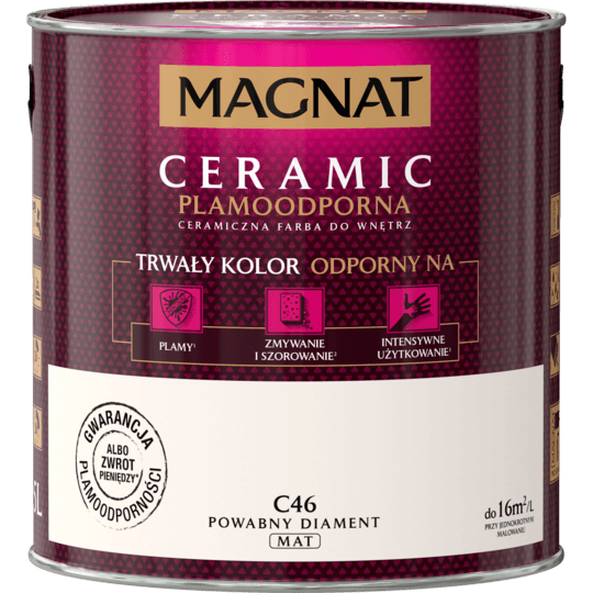 MAGNAT Ceramic powabny diament C46 2,5L