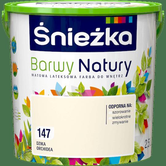 ŚNIEŻKA Barwy Natury dzika orchidea 2,5 L