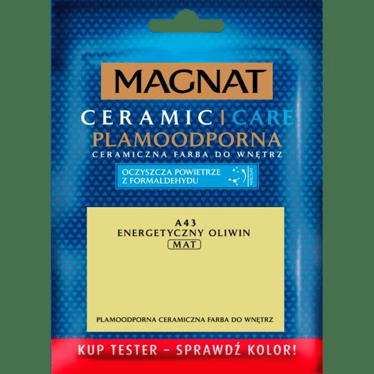 Magnat Ceramic Care - тестер энергетический оливин 0,03 л