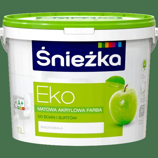 ŚNIEŻKA Eko biały 10 L