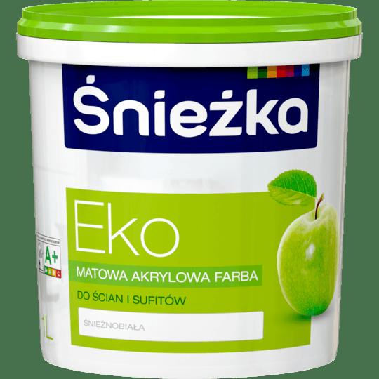 ŚNIEŻKA Eko biały 1 L