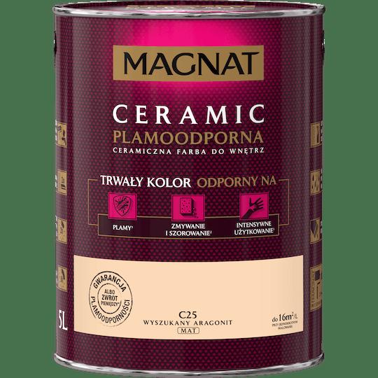 MAGNAT Ceramic wyszukany aragonit 5 L