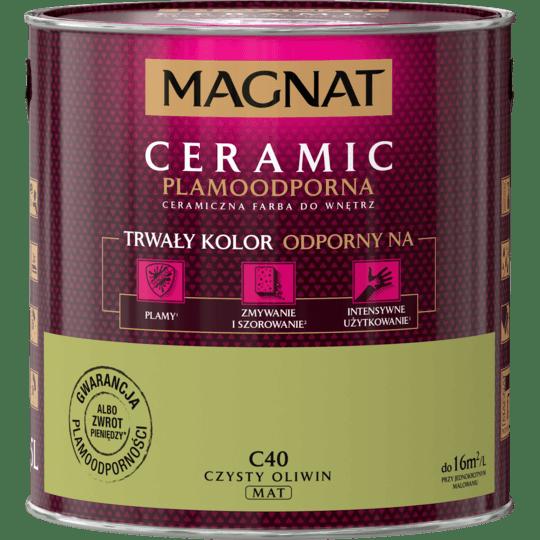MAGNAT Ceramic czysty oliwin C40 2,5L